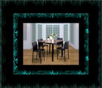 Counter height table with 4 chairs Rockville, 20847