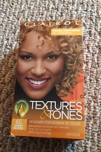 Clairol textures and tones hair dye