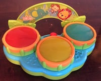 Bright stars musical drums