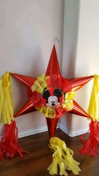 Mickey Mouse Pinata  Moreno Valley, 92555