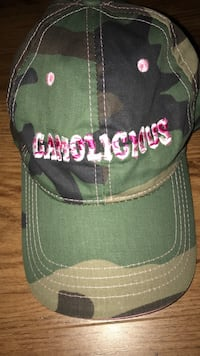 Ladies Camoliclous Hat one size fits all 55 km