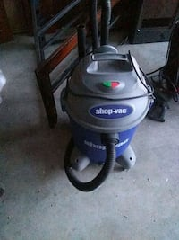 black and purple Shop Vac vacuum cleaner Pleasant Hill, 50327
