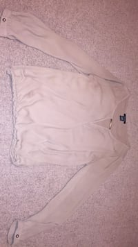 Gold and light brown long sleeve  Rogers