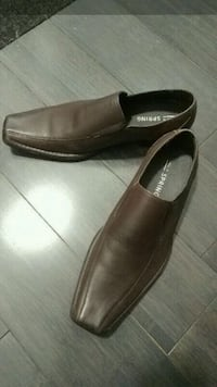 Genuine leather men shoes size 7 Mississauga, L5N 2R5