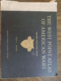 The West Point Atlas of American Wars Westerville, 43081