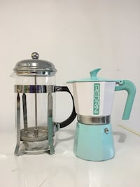 French press and percolator Vancouver, V5Z 1T3