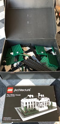 LEGO Architecture Sets - Pricing in Notes