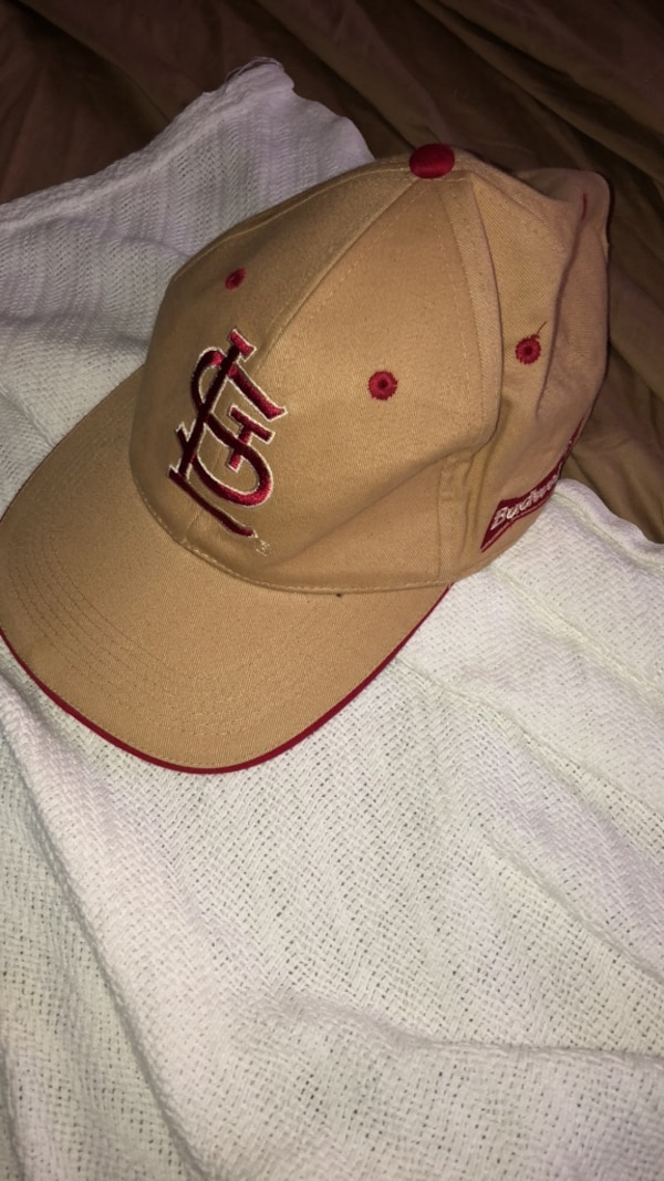 8e2412d27928e0 Used STL x Budweiser Hat for sale in Wildwood - letgo