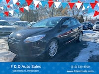 Ford-Focus-2012 Redford