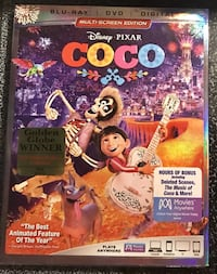 CoCo Special Edition DVD*New & Sealed* Asheboro, 27205