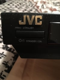 JVC XV-N30 DVD player with remote
