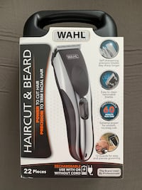 WAHL Hair Clippers w/ Accessories