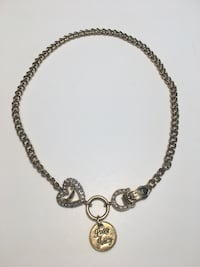 Juicy couture gold necklace Toronto, M4Y