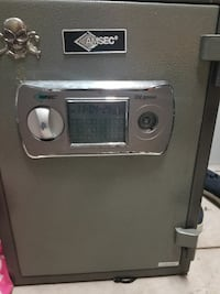 Amsec DL 5000 Electronic Touch Screen Safe Costa Mesa, 92627