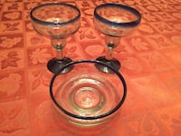 Margarita glasses and bowl Mississauga, L5C 4J5