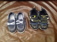 Boy sneakers size 7 and 8 Homestead, 33033