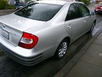 Toyota - Camry - 2003 low miles smoged