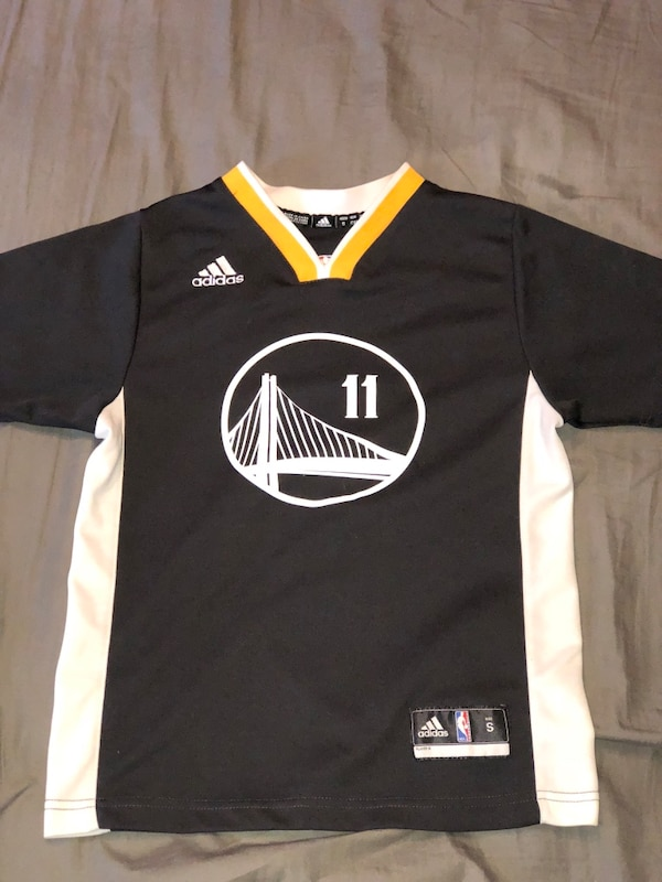 sports shoes 24a61 3f164 GSW Jersey Klay Thompson