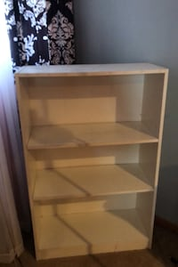 Book Shelf White Manitowoc, 54220