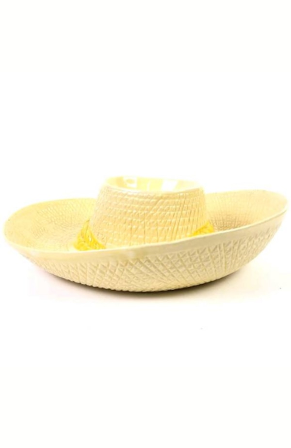 Used Sombrero Hat Chip And Dip Platter For Sale In Orlando Letgo