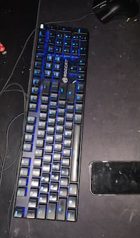 Gaming keyboard for sale firm price Calgary, T3K 5W6
