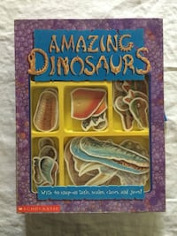 Amazing dinosaurs  Vancouver, V6H 1S7