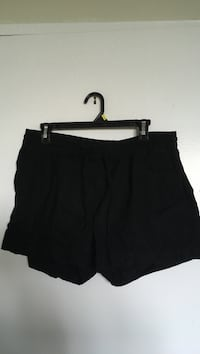 Black drawstring shorts  Toronto