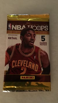 Kyrie irving basketball trading card