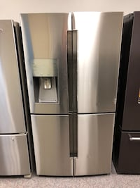 SAMSUNG FLEX STAINLESS STEEL FRIDGE ( New Scratch & Dent)  Charlotte, 28134