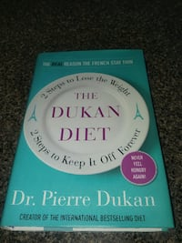 The Dukan Diet Book Brampton