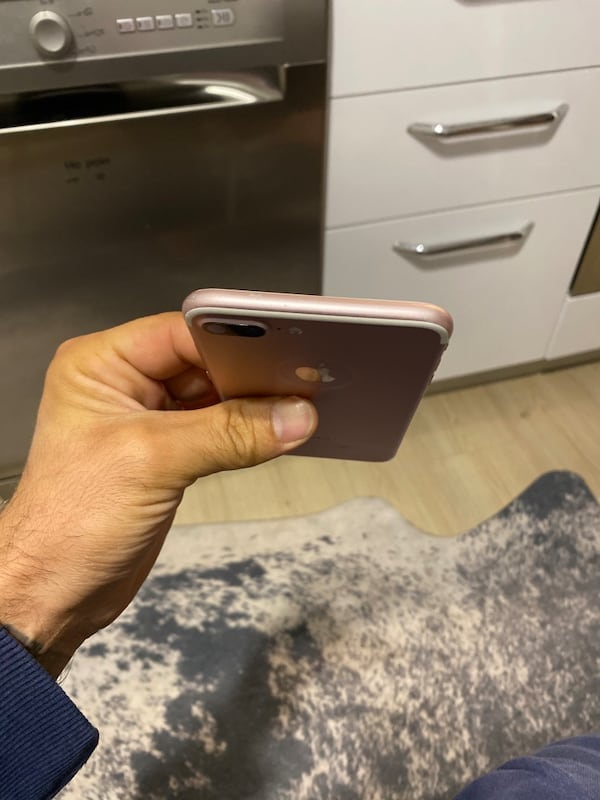 IPHONE 7 PLAS Roza Gold (32gb) Full orjinal Türkiye  3