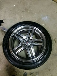 "16"" universal wheels all 4 Gloucester County, 08027"
