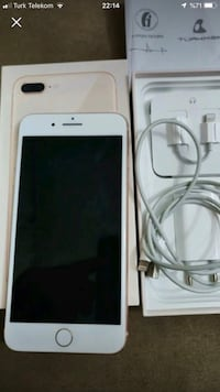 İphone 8 plus 64 gb(taks olur)ACİKLAMAYİ OKUYUN Konak, 35270