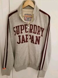 SuperDry Japan Men's Sweatshirt size large  Montréal, H4N 1M1