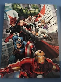 Limited edition avengers prints on canvas Vaughan, L4L 7H1