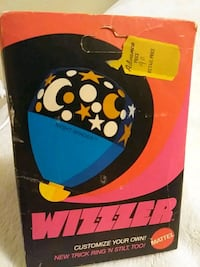 wizzzer night winder toy 1970  Sioux Falls, 57103