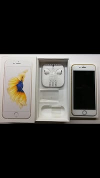 Iphone 6s gold 64gb Pontecorvo, 03037