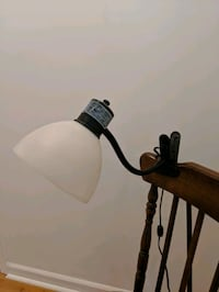 Clip on bed lamp Fallston, 21047