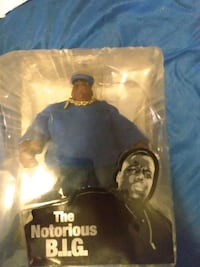 Notorious BIG action figure