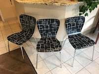 Crate & Barrel Felix Side Chair Great Condition  Alexandria, 22304