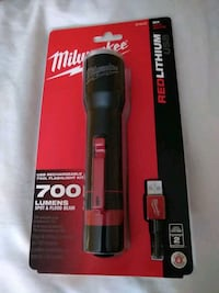Milwaukee Flashlight 700 Lumens Virginia Beach