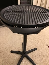Round electronic grill Los Angeles, 90012