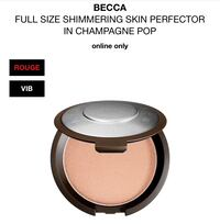 Sephora Becca Highlighter Champagne POP brand new in box Toronto