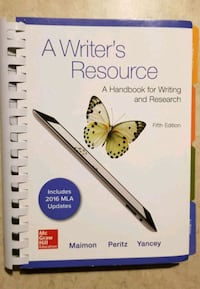 A writer's resource San Luis