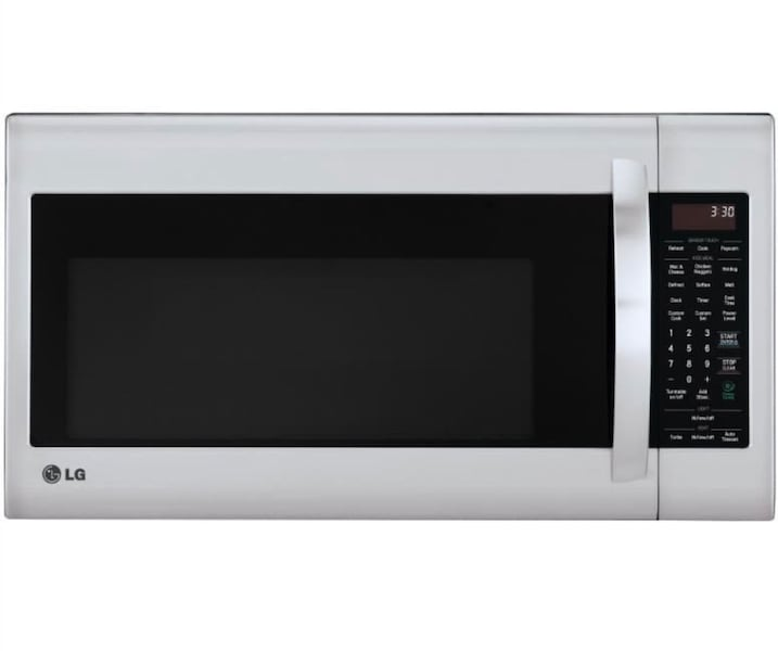 Brand New Stainless Steel LG Over-The-Range Microwave dbd1bca3-d66a-4648-8b98-e1ca469f979f