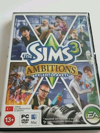 The sims 3 - ambitions - PC OYUN Acıbadem Mahallesi, 34718