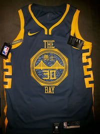 Golden State Warriors City Edition Toronto, M4J 1M9