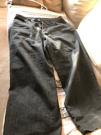 Size 14 petite blue jeans excellent condition too small for me see pictures if posted it's available excellent condition  Burnaby, V5E 0A4
