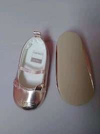 Baby size 6-9 month cat shoes Falls Church, 22041