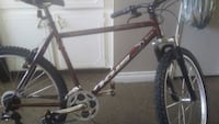 black and gray hardtail mountain bike Calgary, T2A 4T7